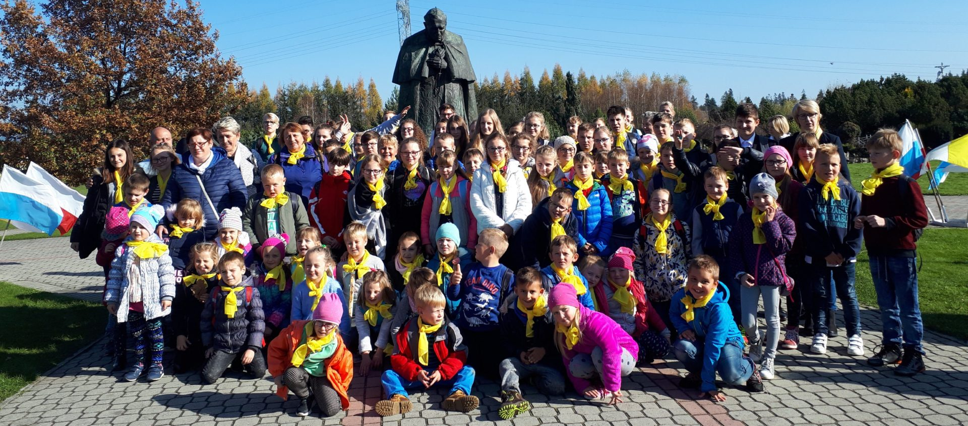 Szkoła Podstawowa im. Błogosławionego Jana Pawła II w Łapszach Wyżnych
